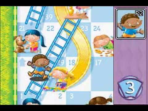 Chutes and Ladders PC