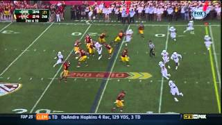 Matt Barkley vs Oregon (