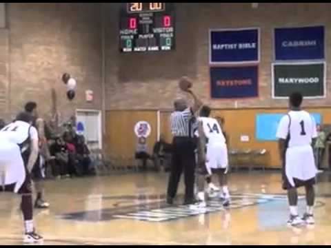Rosemont College Men's Basketball Mix 2011-2012