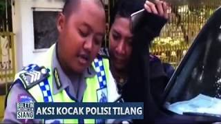 Video [Lucu] Aksi Polisi Berlagak Luwes Ketika Menilang Seorang Pria Gemulai - BIS 19/05 MP3, 3GP, MP4, WEBM, AVI, FLV Mei 2017