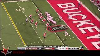 Curtis Grant vs Wisconsin (2013)