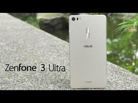 Asus ZenFone 3 Ultra, vídeo promocional