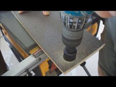 How to Install Hardwood or Laminate Flooring around Radiators Pipe Mryoucandoityourself