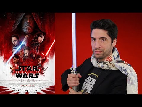 Star Wars: The Last Jedi - Movie Review