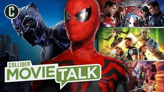 Spider-Man: Far From Home Is the End of the MCU's Phase 3 - Movie Talk by Collider