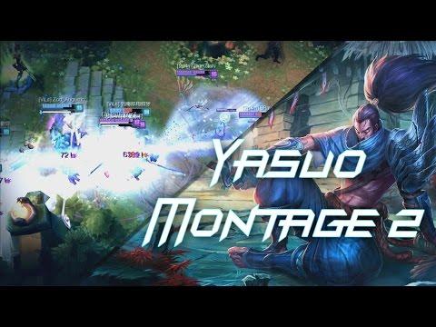 Liên Minh Huyền Thoại: Tuyển tập Yasuo chất như quả đất nè