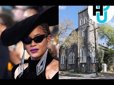 BEYONCE Reportedly Buys Old Church In New Orleans [PICS]