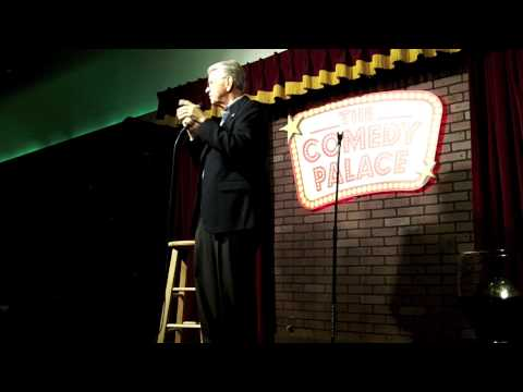 Tom Dean Comedy Act Comedy Palace