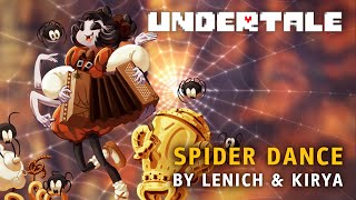 Undertale — Spider Dance (Muffet Theme) Cover