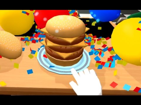 VR Restaurant Multiplayer - The Diner Duo