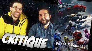 Video Critique - Power Rangers - Avec ET sans Spoil (Spoilers à partir de 7:20) MP3, 3GP, MP4, WEBM, AVI, FLV November 2017