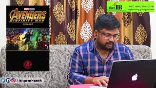 Video Avengers Infinity war trailer reaction by prashanth MP3, 3GP, MP4, WEBM, AVI, FLV Maret 2018