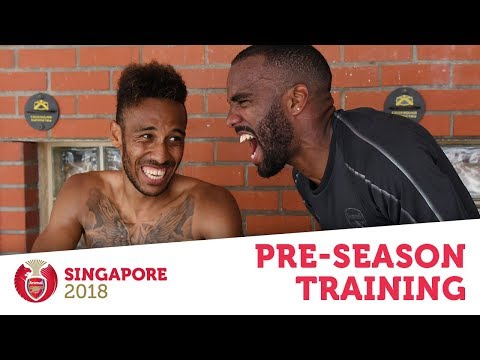 Download SPEED TESTS, PENALTIES & ICE BATHS | #AFCTour2018