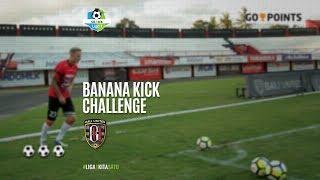 Download Video [Banana Kick Challenge] Bali United FC MP3 3GP MP4