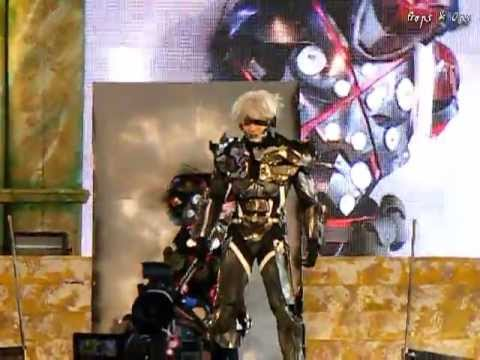 Oishi Cosplay Fantastic 7 World Cosplay Summit 2013 – Team 4 : Metal Gear Rising