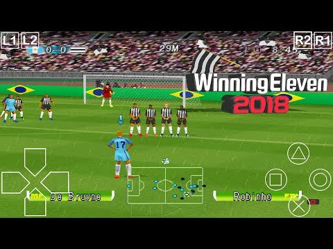 Winning Eleven 2018 | Android | PSX | Free Download