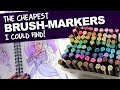 Video - Brushmarkers