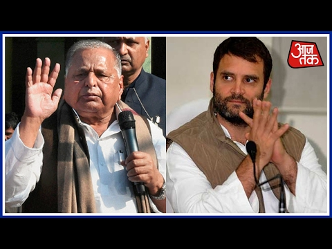 Video Mulayam Singh Yadav asks SP workers to file nominations against Congress candidates download in MP3, 3GP, MP4, WEBM, AVI, FLV January 2017