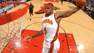 The Top 10 Putback Dunks Of All Time