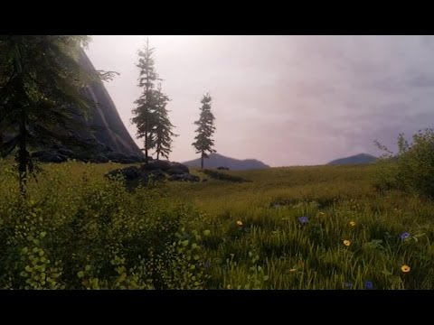 Creating Grass and Vegetation For Video Games