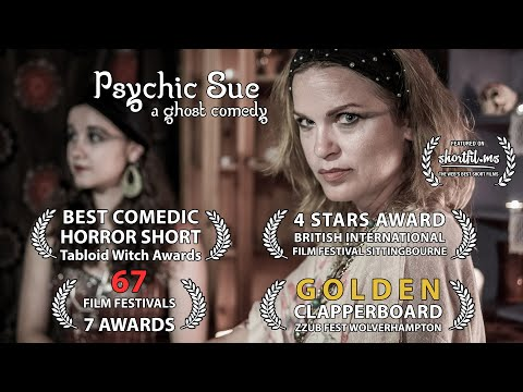 PSYCHIC SUE short film