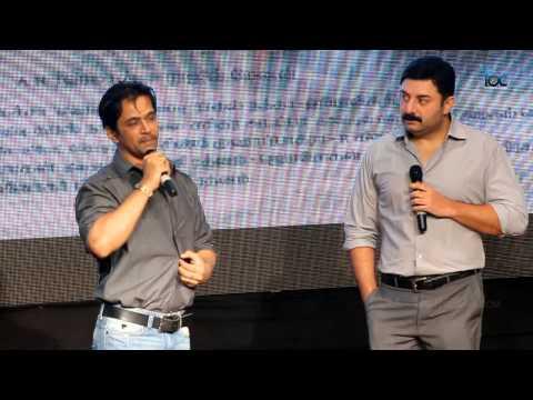 ஆக்க்ஷன் கிங்   அர்ஜுன்   கேட்ட கேள்விக்கு  தனி ஒருவன்  அர்விந்த் சாமி  கொடுத்த அதிரடியான பதில் !!!  Thani Oruvan Aravind Samy and Mudhalvan Arjun on Kadal film Fulloncinema