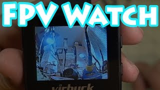 The Virhuck T909 FPV Watch is a tiny FPV monitor in the form of a watch. Pretty useful to just take around with you everywhere and not have to lug around a full size FPV monitor.Virhuck T909 FPV Watch Monitor - http://goo.gl/xqpWjB▼ RC GearTurnigy Evolution - http://goo.gl/xp5AGqFrSky Taranis X9D Plus SE - http://goo.gl/N4PxtRFatshark Dominator V3 Goggles - http://goo.gl/ixDi1w▼ Camera GearSony RX100 Mark V - http://goo.gl/yaQvftGoPro Hero Session 5 - http://goo.gl/4PA6BnHawkeye Firefly 7S - http://goo.gl/v2NGCQRunCam 3 - http://goo.gl/SU0gtSRunCam2 - http://goo.gl/QS3pzuXiaomi Yi Action Camera - http://goo.gl/u30TkKMobius Mini - http://goo.gl/L2oNNuSamsung Galaxy Note 5 - http://goo.gl/1uOSFg▼ My Video DronesDJI Mavic Pro - http://goo.gl/ecxdZQYuneec Breeze 4K Selfie Drone - http://goo.gl/3YhDwYHubsan H109S X4 Pro - http://goo.gl/FL4jssWhat I use to edit my videos - http://amzn.to/1VJHWp7SUBSCRIBE TO MY CHANNEL - http://goo.gl/b1cZZM