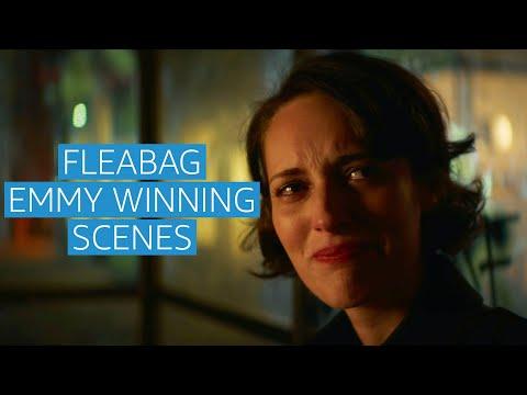 Fleabag Getting Her Emmys Bag | Prime Video