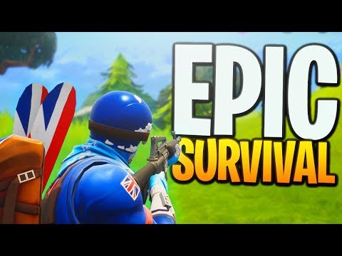 How Did I WIN This? - PS4 Fortnite VICTORY ROYALE! (видео)