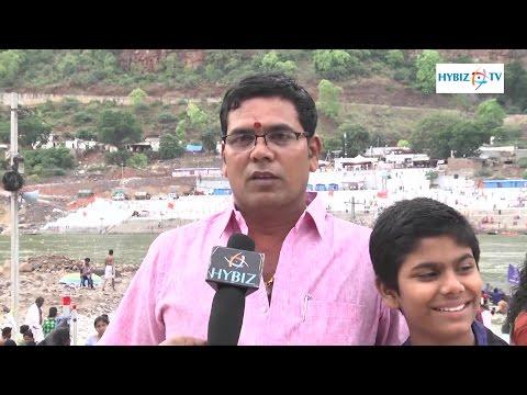 Krishna Pushkaralu 2016 at Srisailam Pushkara Ghat