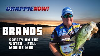 Crappie Dan: Be safe and have fun