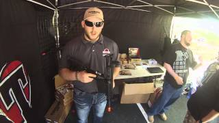 A quick look at Tippmann's first crack at Airsoft.