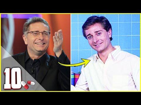 10 vip italiani tra i più noti prima e dopo il successo