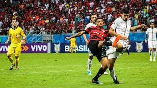 Com um gol do atacante Jô, o Vitória perdeu para o Corinthians, por 1 a 0, neste domingo (21), na Fonte Nova, em Salvador, na Bahia, pela segunda rodada da Série A do Campeonato Brasileiro. Colaboração de fotos: Maurícia da Matta/ECVitória