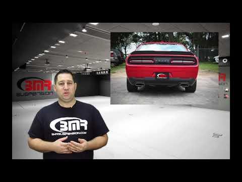 BMR Suspension Product Video-Lower Trailing Arms for 08-17 Dodge Challenger-LTA110,LTA111,LTA112