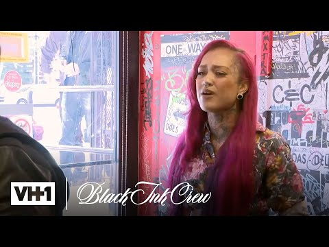 Donna & Sky's Fight Turns Physical After A Hotel Incident In Miami | Black Ink Crew