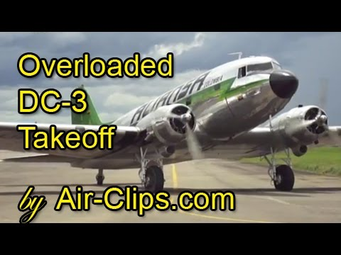 The Douglas DC-3 is a fixed-wing...