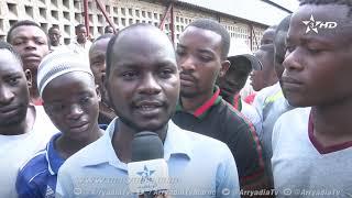 ربورتاج الرياضية|بوجنبورا|كرةالقدم| الأجواء قبل مواجهة المغرب بوروندي