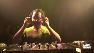 Shitake - Live @ Happy Techno, City Hall, Barcelona 2016