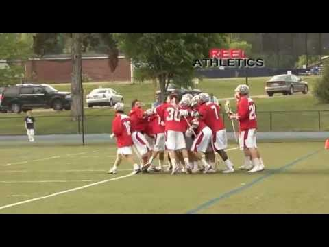 Boys Lacrosse St. Stephens  St. Agnes vs. Georgetown Prep 5/15/2013