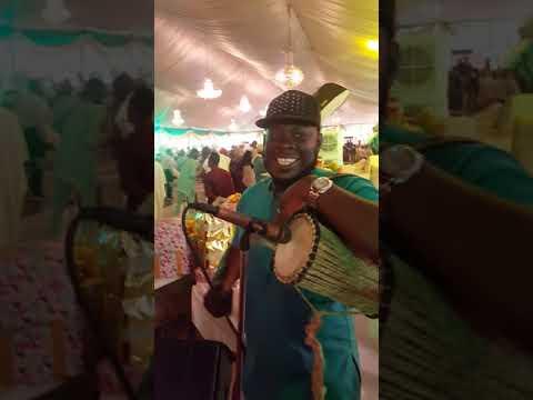 Dele Blacko  (Okikiband ) live at Kunle&temidayo wedding lagos