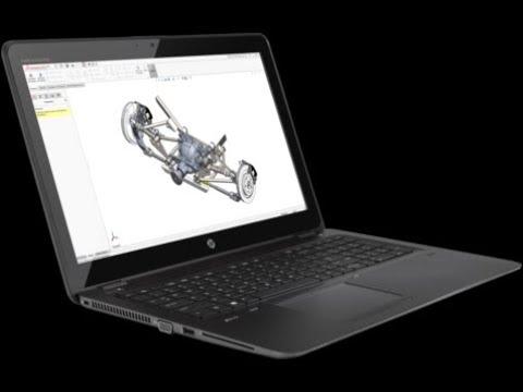 Workstation HP ZBook 15u G3 i7-6700/8Go/ 256 SSD /FirePro W4190M / T7W12ET#ABF