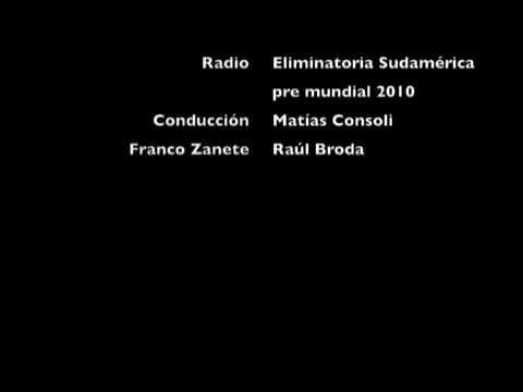 La radio de la selección