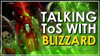 I recently sat down with Morgan Day, lead encounter designer, to talk about Tomb of Sargeras, 7.2.5 and Legion in general. Watch ToS fights at https://www.yo...
