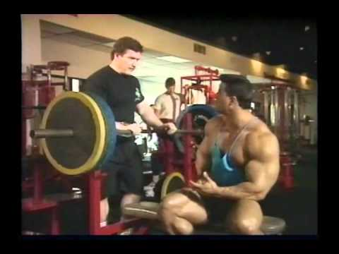 Joe Weider's Bodybuilding Training System: Tape 7 – Mass & Strength Training