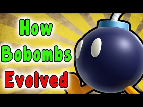 Evolution Of The BOB-OMB (1988 - 2017)