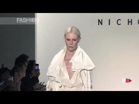 Смотреть онлайн о моде: NICHOLAS K Spring 2016 Full Show New York by Fashion Channel
