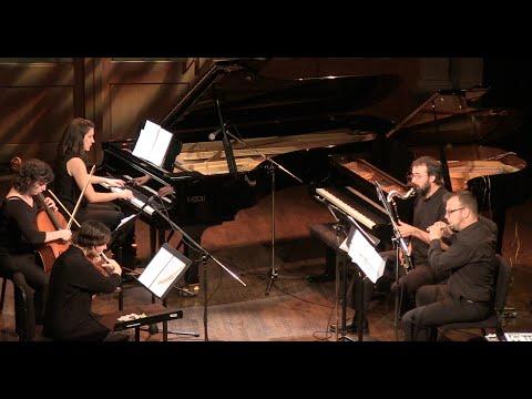 James O'Callaghan - AMONG AM A - Ensemble Paramirabo