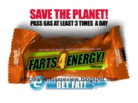 New Chocolate Candybar - Farts 4 Energy! Want a free sample? Watch this ...