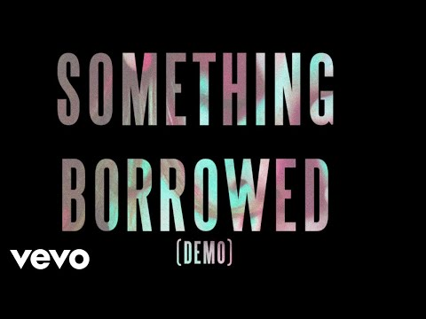 Lewis Capaldi - Something Borrowed Demo (Official Audio)